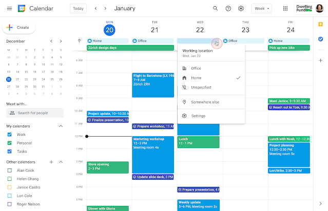 Working+location+in+Calendar+view