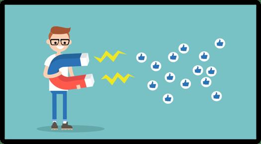 MERITI - Social media engagement