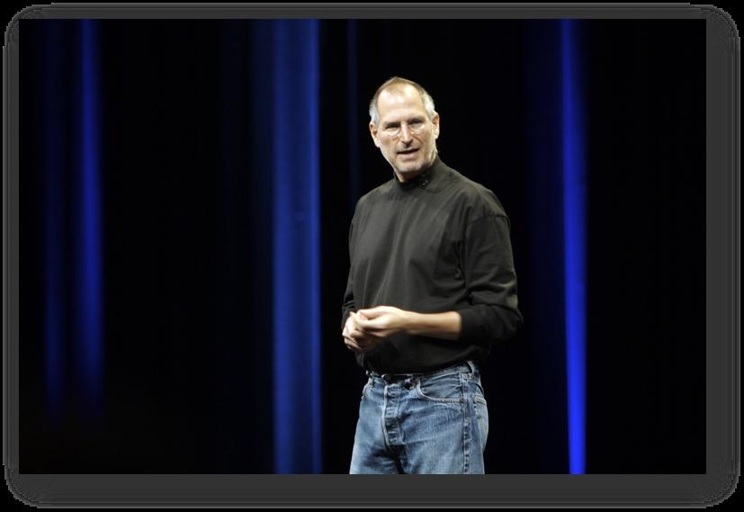 MERITI - Steve Jobs
