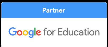 Partner Google for education