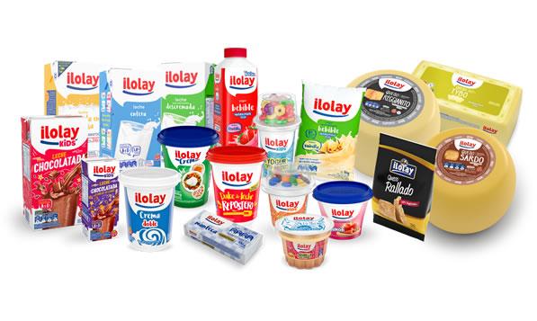 productos Ilolay